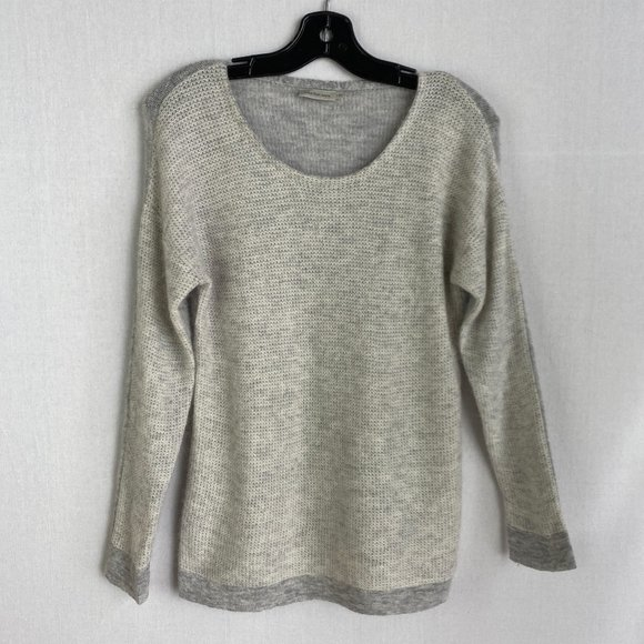 CALVIN KLEIN Light-weight Gray Sweater
